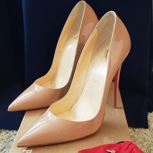 christian louboutin pigalle follies nude